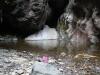 Lagune in der Masca Schlucht